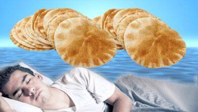 تفسير اكل الخبز في المنام