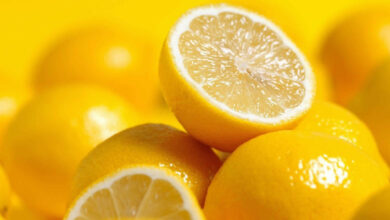 الليمون مع فوائده المذهلة
