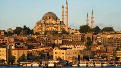 أهم المناطق السياحيه فى تركيا