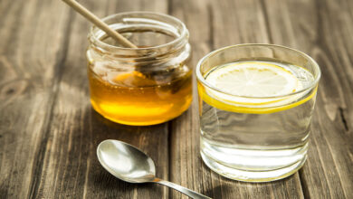 فوائد الجمع بين العسل و الماء