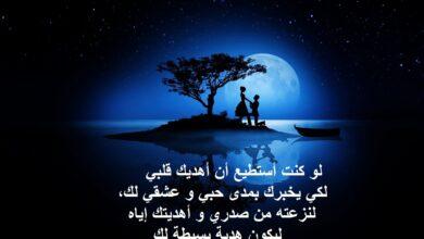 اجمل خواطر الحب و العشق