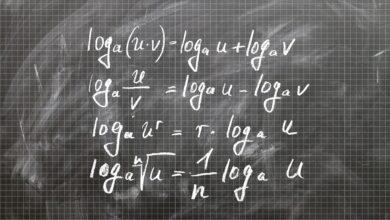ما هو علم اللوغاريتمات