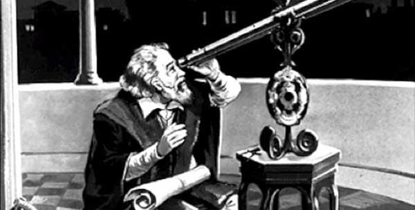 من هو مخترع التليسكوب ؟