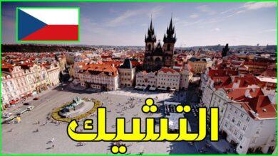 معلومات عن دولة التشيك