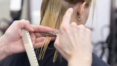 الطريقة الصحيحة لقص الشعر
