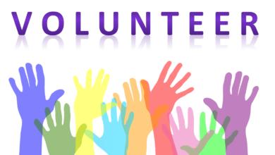 معلومات عن العمل التطوعي