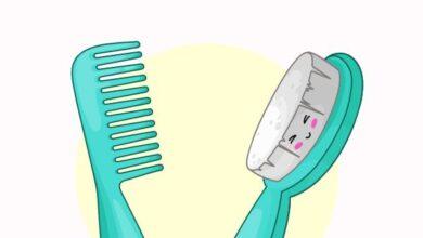 أدوات النظافة للأطفال