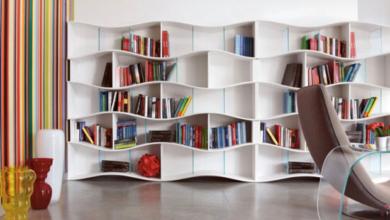 مكتبة منزلية