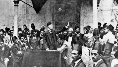 ثورة 1919 ونتائجها