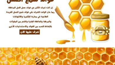 فوائد شمع العسل للشعر