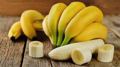 فوائد الموز للنساء