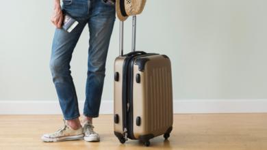 كيفية تحضير حقيبة السفر