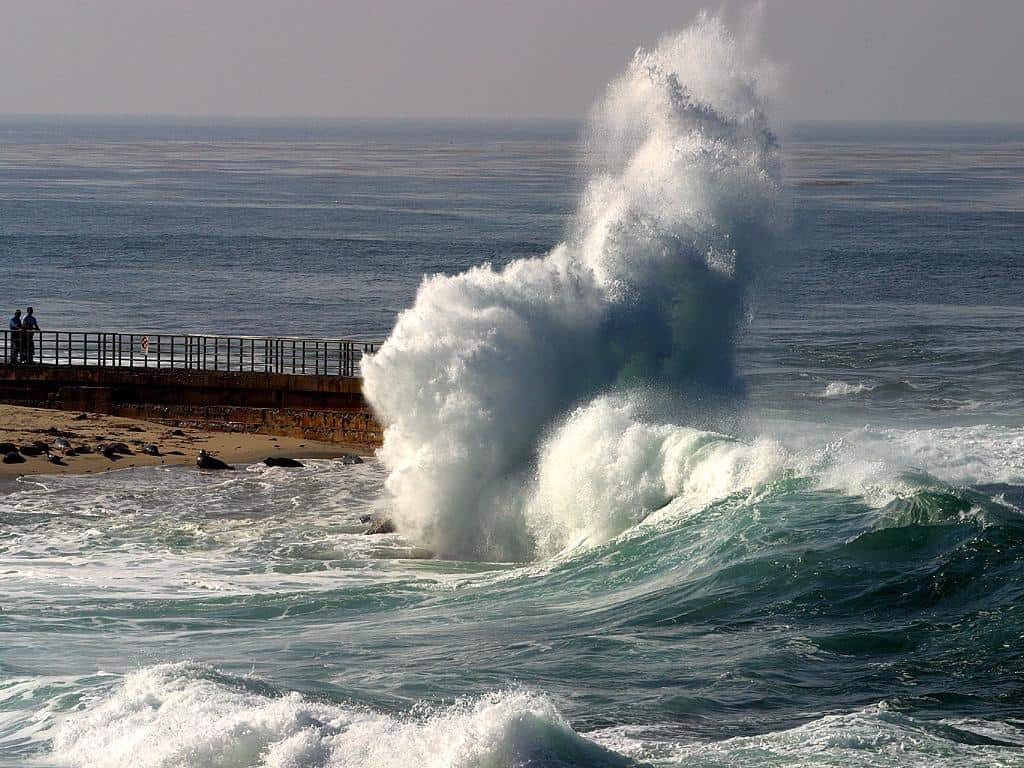 الأمواج في المنام