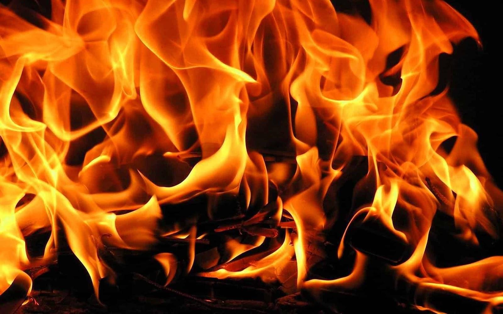 تفسير حلم النار تحرق شخص