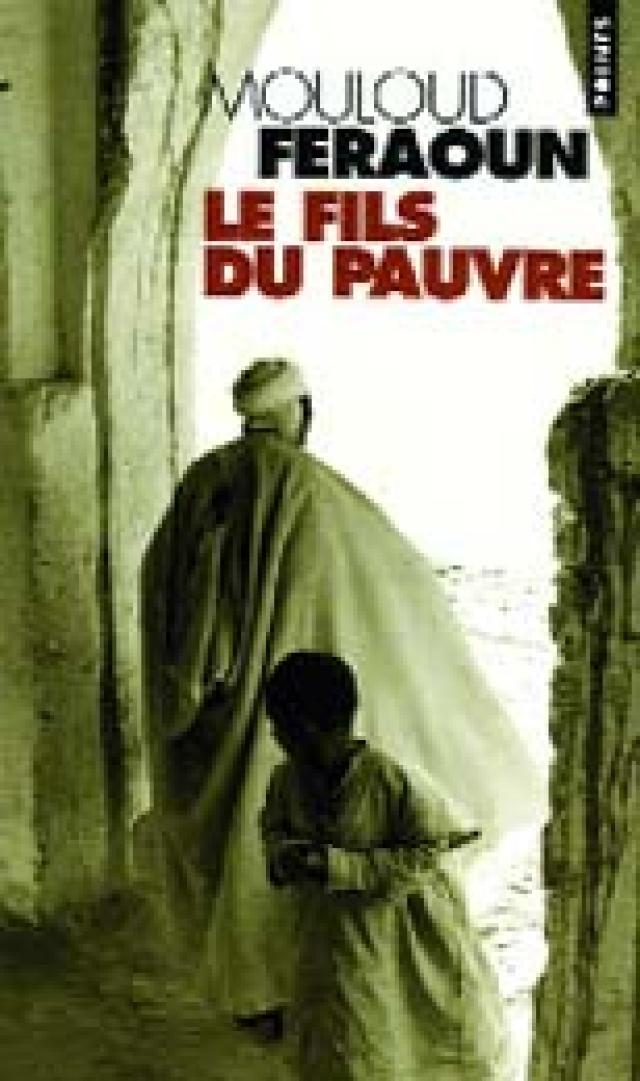 رواية نجل الفقير النسخة الفرنسية