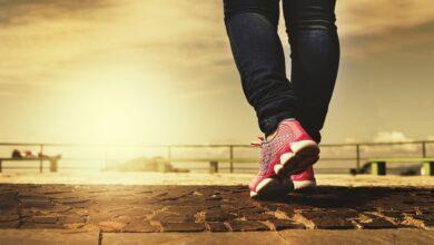 اهمية المشي