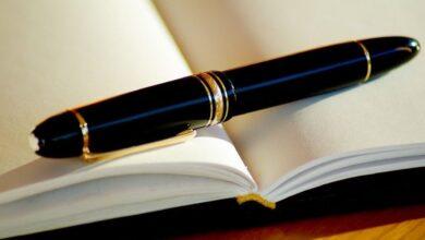 كتاب و قلم