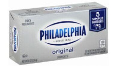 جبنة فيلادلفيا