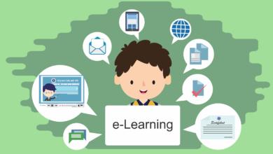 اهمية التعليم الالكتروني