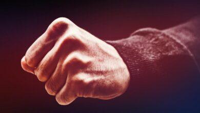قبضة يد