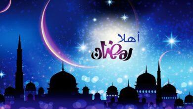 مساجد مع هلال رمضان