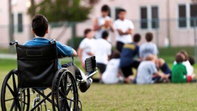 الإعاقة الجسدية