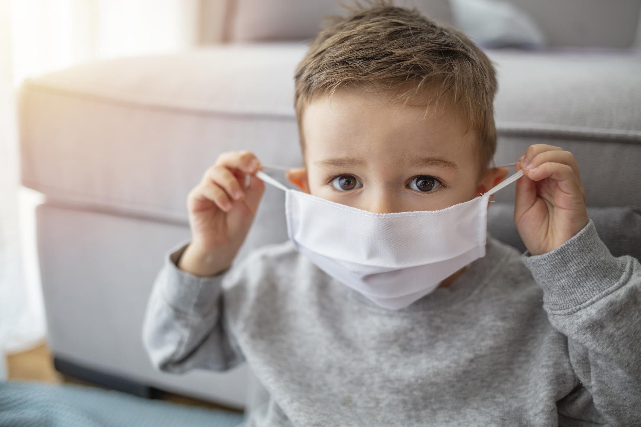 علاج المتلازمة للأطفال