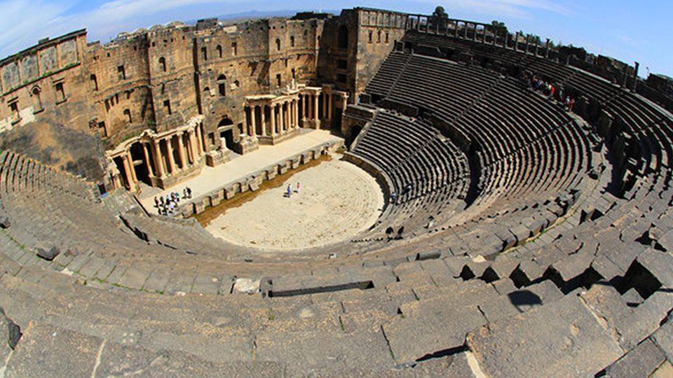 اثار و معالم سياحية في سوريا